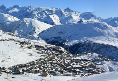 webcam alpe d'huez station