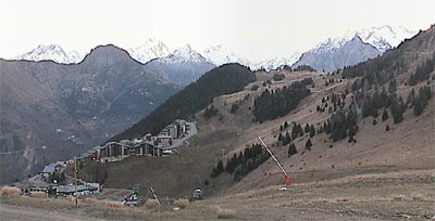 webcam station auris en oisans
