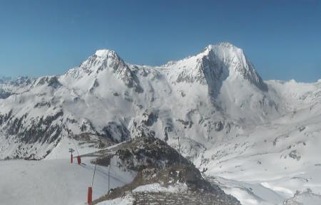 webcam aussois ski