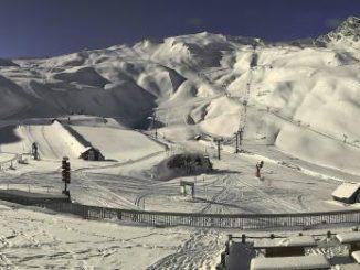 webcam cauterets ski