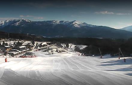 webcam formigueres station ski