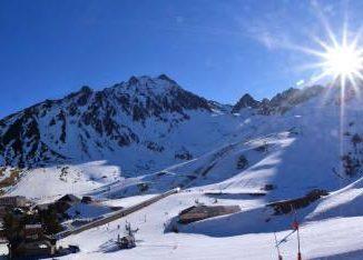 webcam la mongie station ski