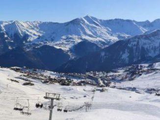 webcam la toussuire ski