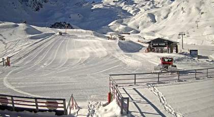 webcam luz ardiden ski