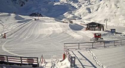 webcam luz ardiden ski