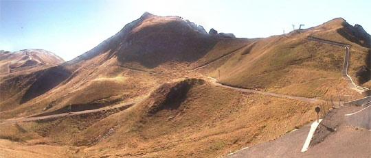 webcam ski mont dore puy de sancy
