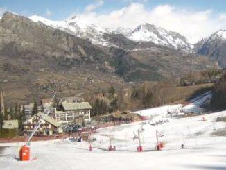 webcam saint léger les melezes ski