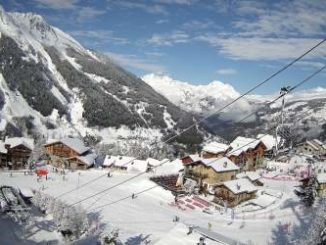 webcam sainte foy tarentaise