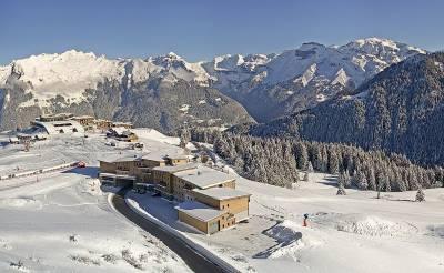 webcam samoens ski plateau des saix