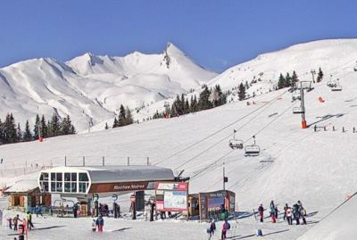 webcam station la rosiere ski