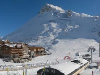 webcam tignes val claret