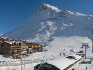 webcam tignes le lac station ski