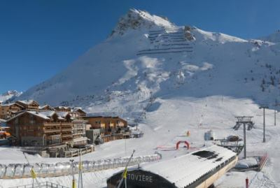 webcam tignes le lac station ski