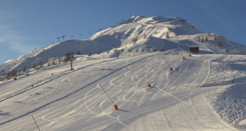 webcam valloire ski