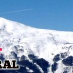 webcams du massif central, stations de ski